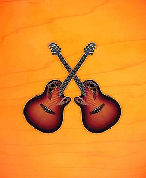 Ovation acoustic guitar by Doron Mafdoos