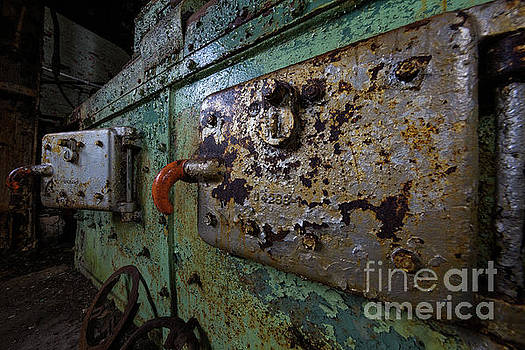 Ovens On by Doug Sturgess