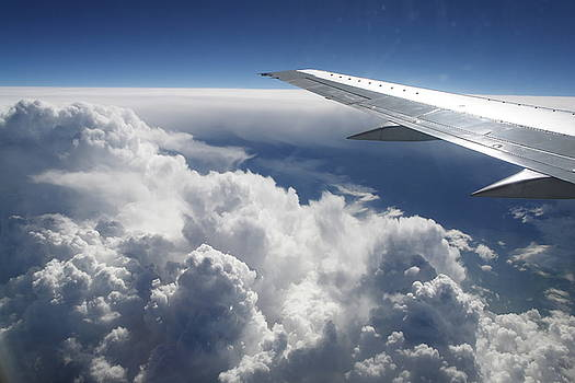 Over the Clouds 1 by Stanislovas Kairys