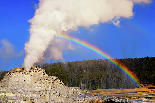 Over the Rainbow by Greg Norrell