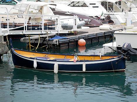 Overboard by Paul Barlo
