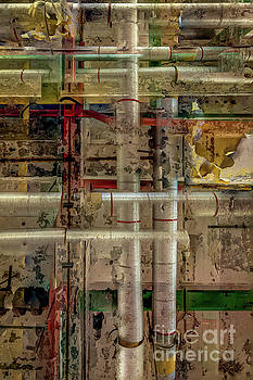 Overhead Abstract by Doug Sturgess