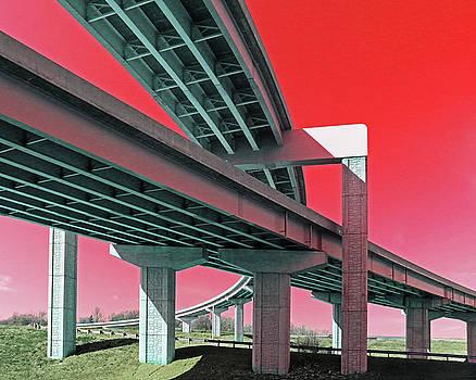 Overhead Passage by Christopher McKenzie