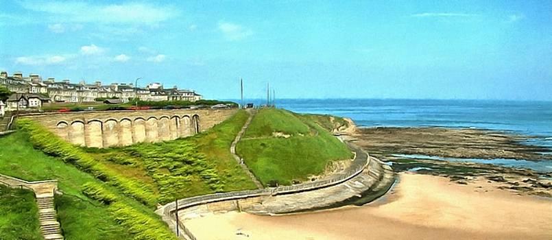 Cynthia Nunn - Overlook to the North Sea