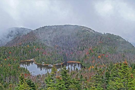 Toby McGuire - Overlooking Marie Louise Lake Adirondacks