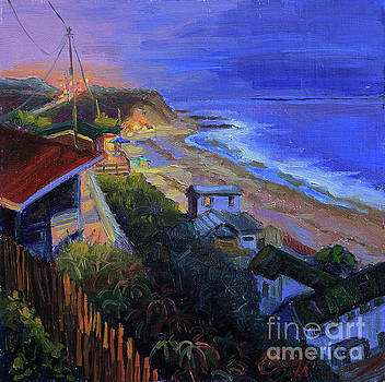 Overnight at Crystal Cove by E Williams