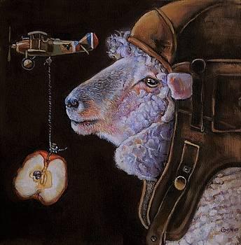 Ovine Dreams by Jean Cormier