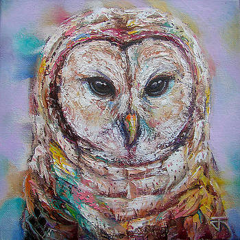 Owl no.10 by Jack No War