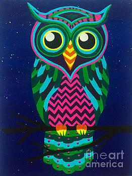 Owl You Need Is Love by Ashley Baldwin