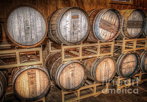 Owl's Eye Winery by Marion Johnson