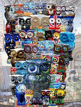 Owls by Neil Finnemore
