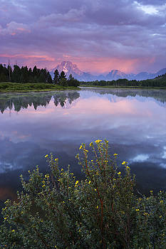 Oxbow Bend by Eric Foltz