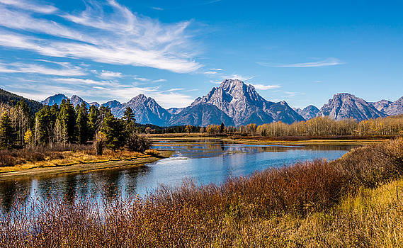 Randy Straka - Oxbow Bend Grand Teton National Park