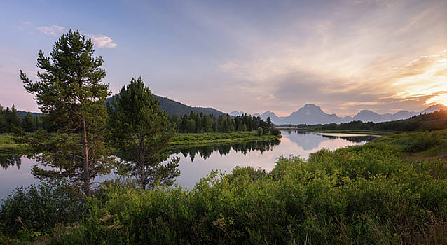 Oxbow Bend by Marco Isler