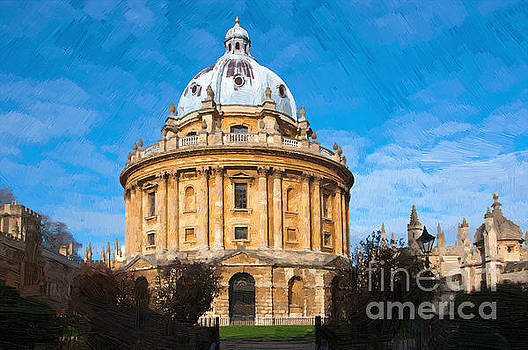 Oxford by Andrew Michael