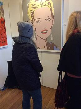 Oxford International Art Fair 2015 by Varvara Stylidou