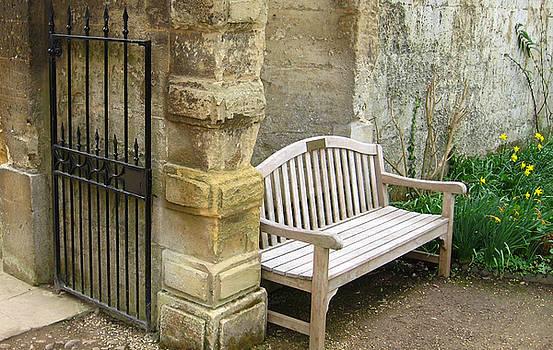 Oxford's Gate by Joshua Ackerman