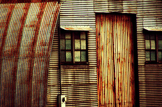 Oxidation by Alisa Seneor