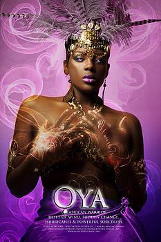 Oya by James C Lewis
