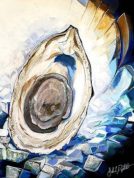 Oyster on the Rocks by John Duplantis