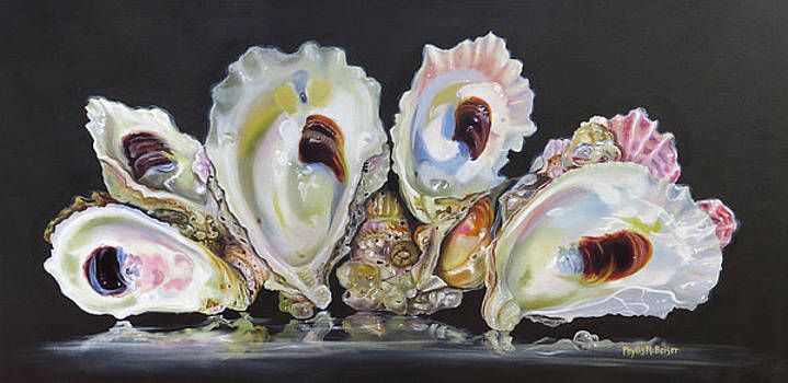 Oyster Reef by Phyllis Beiser