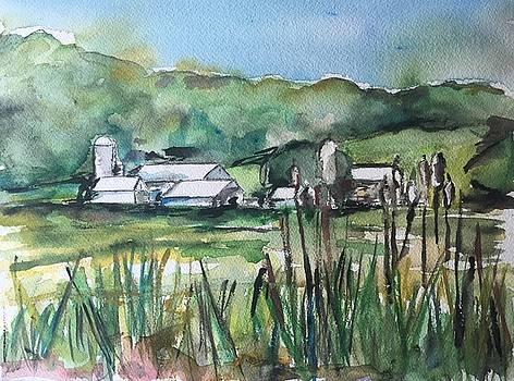 Oysterdale Farm by Kathryn Armstrong