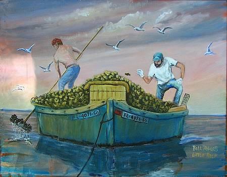 Oystermen by Bill Roberts