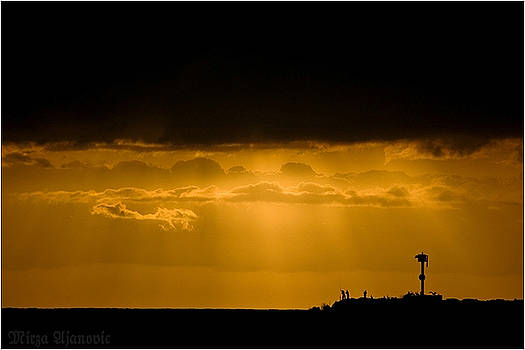 OZARJE Before Storm by Mirza Ajanovic