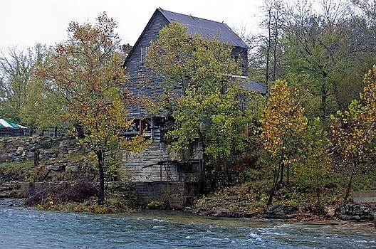 Ozark Grist Mill by Scarlett Chambers