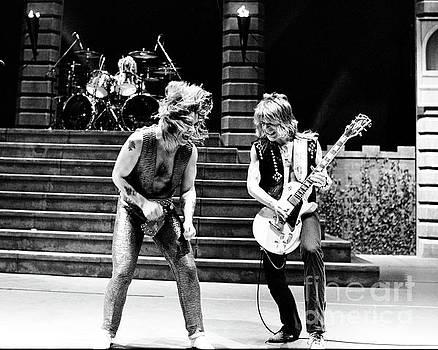 Chris Walter - Ozzy Osbourne and Randy Rhoads 1981