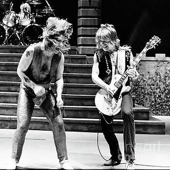 Chris Walter - Ozzy Osbourne and Randy Rhoads 1981 - square