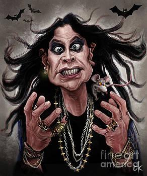 Ozzy Osbourne by Andre Koekemoer