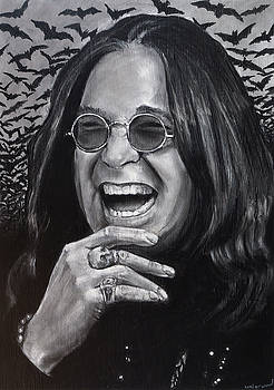 Ozzy by William Underwood