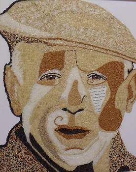 Pablo Picasso by Kovats Daniela