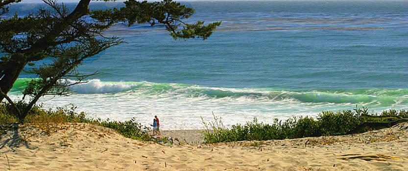 Pacific Beach by Nabila Khanam