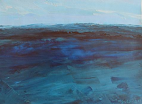 Pacific Blue by Norma Duch
