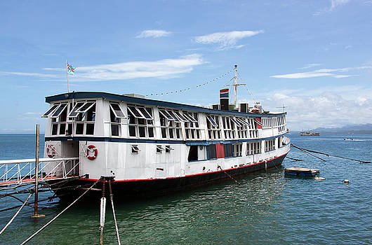 Ramunas Bruzas - Pacific Boat
