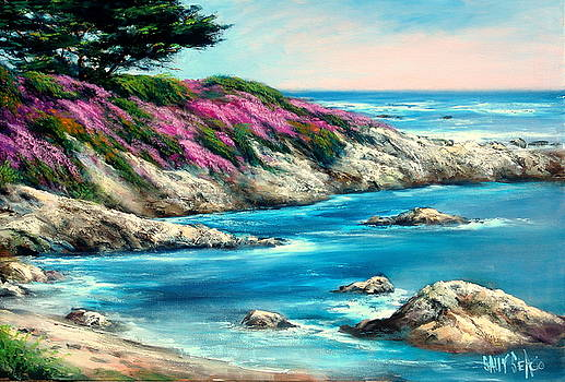 Pacific Cove by Sally Seago
