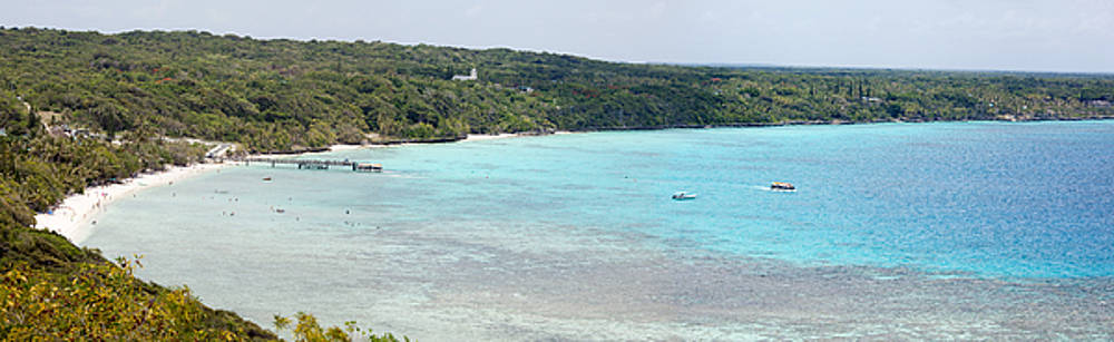 Ramunas Bruzas - Pacific Escape