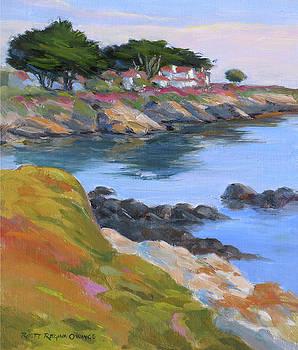 Pacific Grove Morning by Rhett Regina Owings
