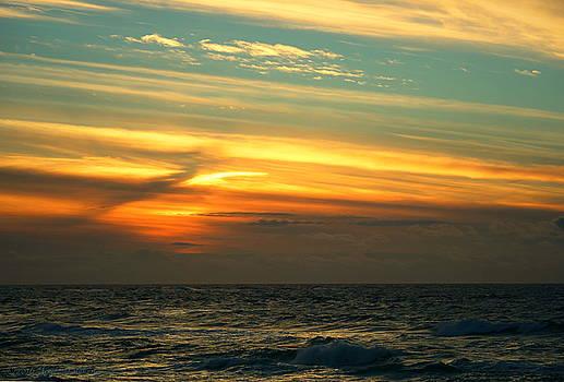 Joyce Dickens - Pacific Grove Sunset 12 06 16