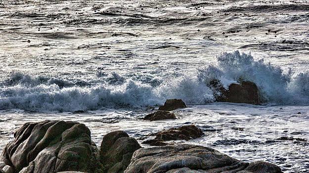 Chuck Kuhn - Pacific Ocean California