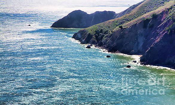 Chuck Kuhn - Pacific Ocean San Francisco