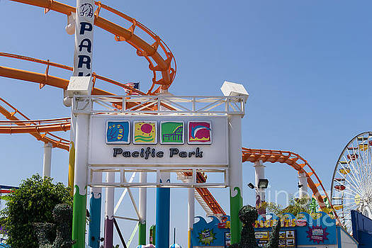 Wingsdomain Art and Photography - Pacific Park at Santa Monica Pier in Santa Monica California DSC3676