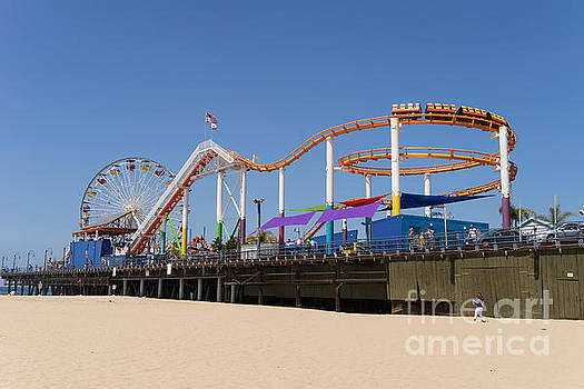 Wingsdomain Art and Photography - Pacific Park at Santa Monica Pier in Santa Monica California DSC3688