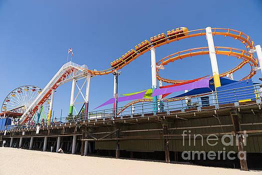 Wingsdomain Art and Photography - Pacific Park at Santa Monica Pier in Santa Monica California DSC3699