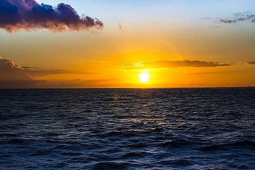 Scott Harris - Pacific Sunset