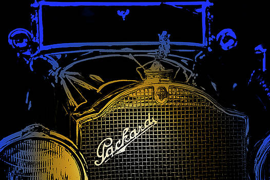 2bhappy4ever - Packard 845 Neon Art