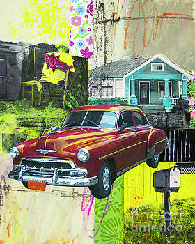 Packard by Elena Nosyreva