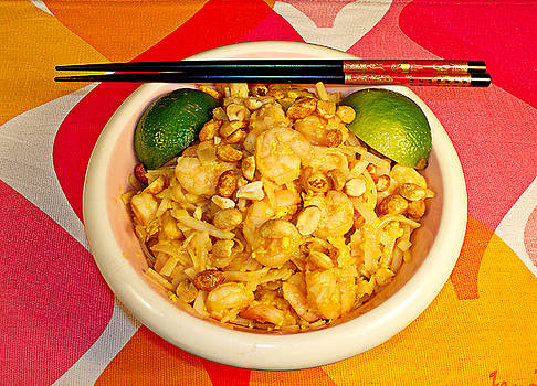 Robert Meyers-Lussier - Pad Thai